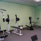 Спортзал в реабилитационном наркологическом центре «Путь жизни» (Красноярск)