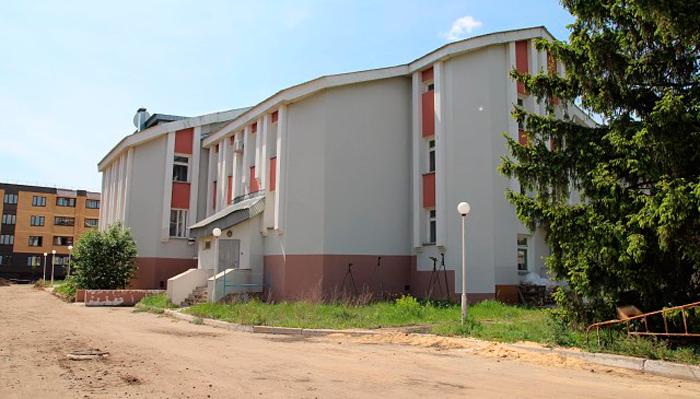 Здание реабилитационного центра «Маяк» (Воронеж)