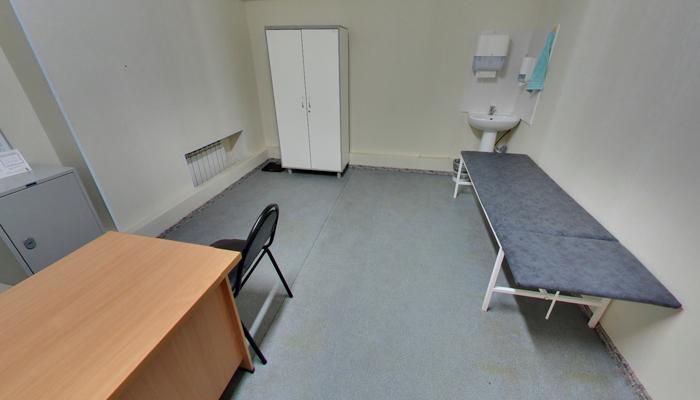 Приемная в реабилитационном наркологическом центре «Спасение» (Йошкар-Ола)