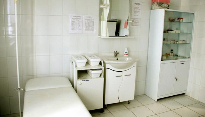 Манипуляционная в реабилитационном центре «Мечта» (Комсомольск-на-Амуре)
