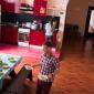 Кухня в реабилитационном центре «Решение» (Кемерово)