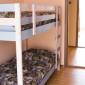 Спальня в реабилитационном центре «Решение» (Кемерово)