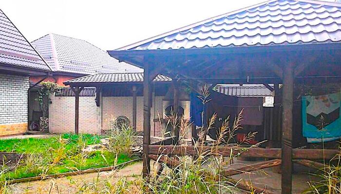 Территория реабилитационного центра «Решение» (Кемерово)