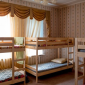 Спальня в реабилитационном центре «Решение» (Элиста)