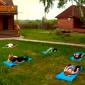 Спортивные занятия в реабилитационном центре «Горизонт» (Ярославль)