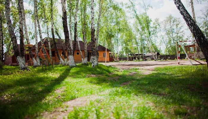 Территория реабилитационного центра «Горизонт» (Ярославль)