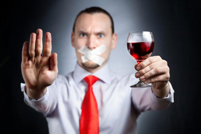 Отказ от алкоголя после лазерного кодирования