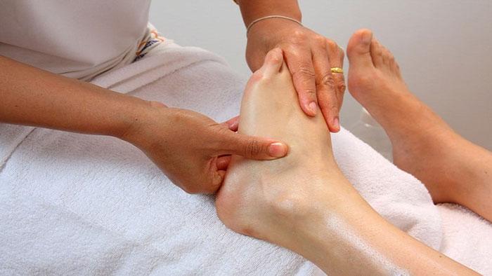 Массаж при алкогольной нейропатии ног