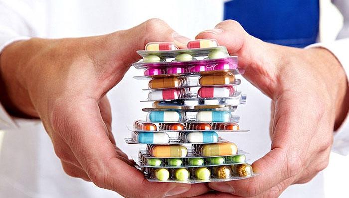 Перечень психотропных и наркотических препаратов