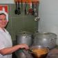 Кухня в Центре клинической психологии «Ковчег» (Челябинск)