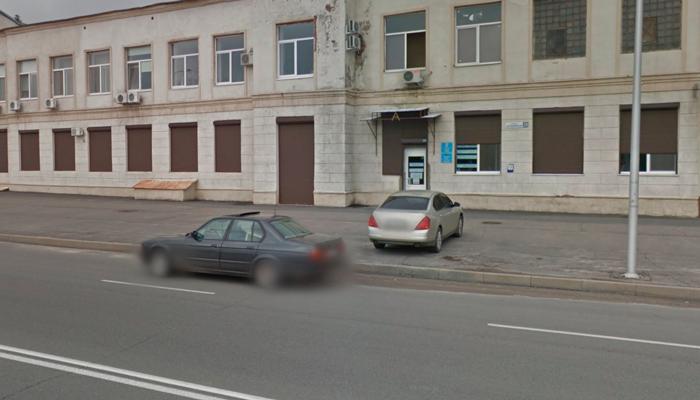 Расположение Центра здоровья доктора Артемчука (Харьков)