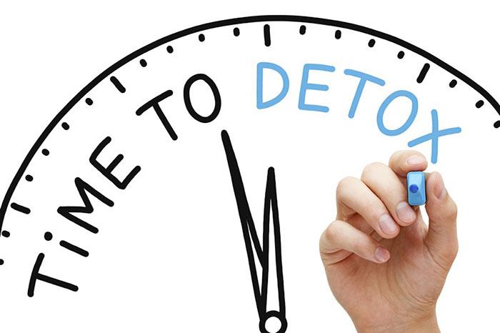 Время детоксикации организма от гашиша