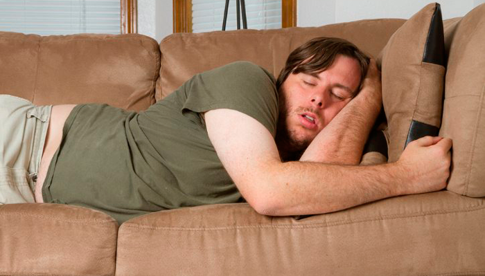 Сонливость, как один из признаков зависимости от кодеина