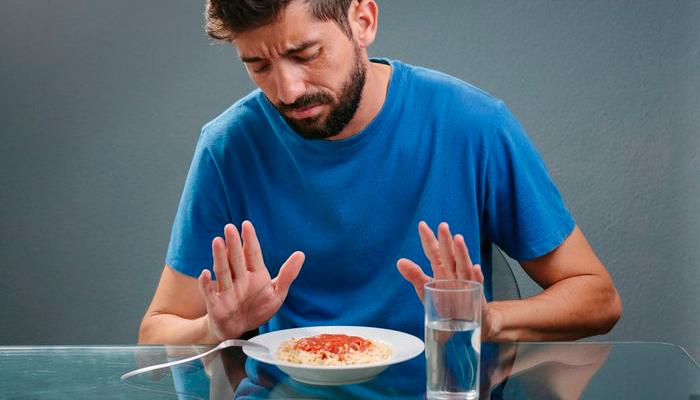 Потеря аппетита в результате длительного употребления МДПВ