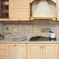 Кухня в наркологическом центре «Решение» (Чита)