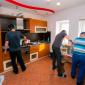 Кухня в реабилитационном центре «Инсайт» (Чебоксары)