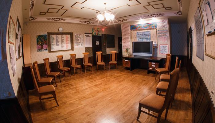 Зал для занятий в реабилитационном центре «Перспектива» (Челябинск)