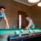Досуг постояльцев в реабилитационном центре «Согласие» (Челябинск)