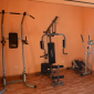 Спортзал в реабилитационном центре «Согласие» (Челябинск)