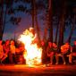 Отдых постояльцев в реабилитационном центре «Горизонт» (Челябинск)
