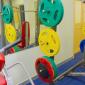 Спортзал в реабилитационном центре «Метод» (Чебоксары)