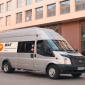 Машина для выезда врача-нарколога реабилитационного центра «Шаг» (Челябинск)