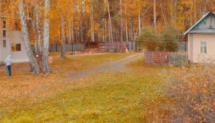 Территория реабилитационного центра «Шаг» (Челябинск)