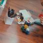 Занятие постояльцев живописью в реабилитационном центре «Пирамида» (Чебоксары)
