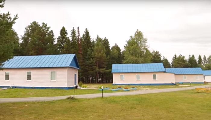 Территория реабилитационного центра «Сфера» (Челябинск)