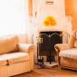 Гостиная в реабилитационном центре «Горизонт» (Чебоксары)