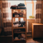 Спальня в реабилитационном центре «Горизонт» (Чебоксары)