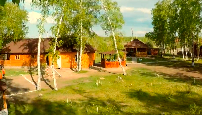 Территория реабилитационного центра «Горизонт» (Чебоксары)