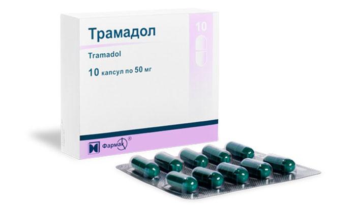 Трамадол - синтетический анальгетик