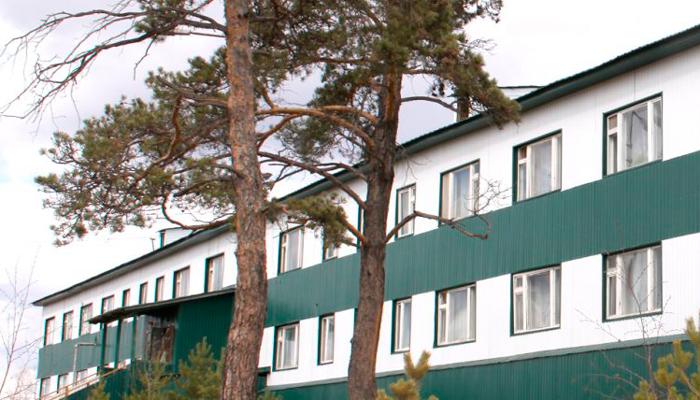 Здание Якутского республиканского наркологического диспансера
