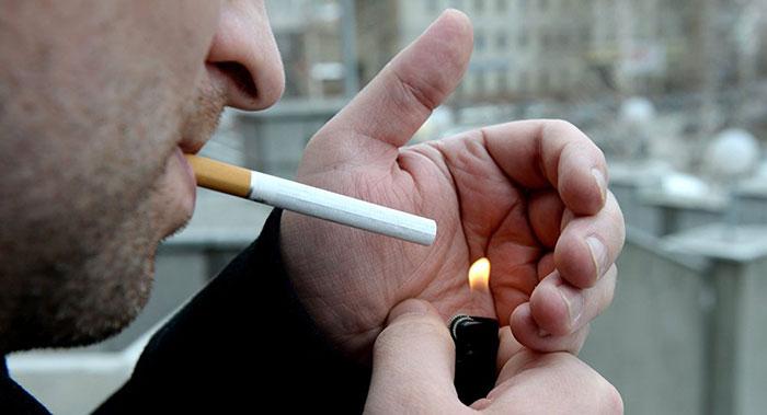 Зависимость от табака приравнивается к наркотической