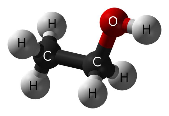 Молекулярная формула этанола