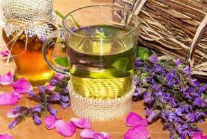 Монастырский чай - это сбор из трав