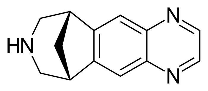Варениклин - действующее вещество препарата Чампикс