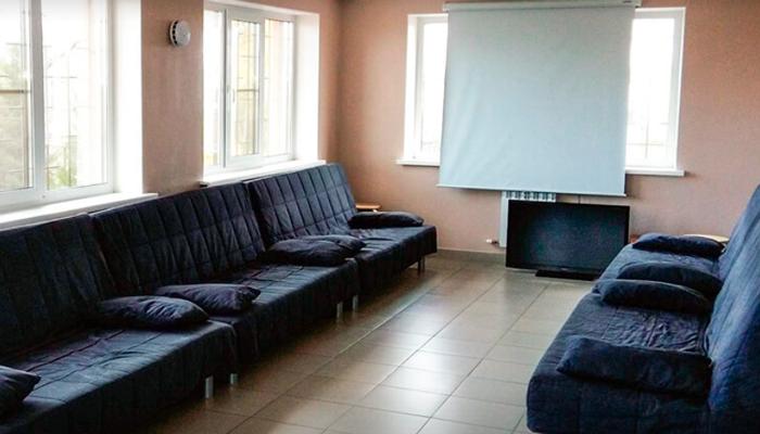 Зал для занятий в Центре социальной реабилитации «Основа» (Ханты-Мансийск)