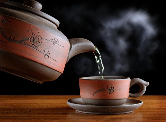 Приготовление монастырского чая