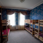 Спальня в реабилитационном центре «Решение» (Ульяновск)