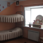 Спальня в реабилитационном центре «Вершина» (Хабаровск)