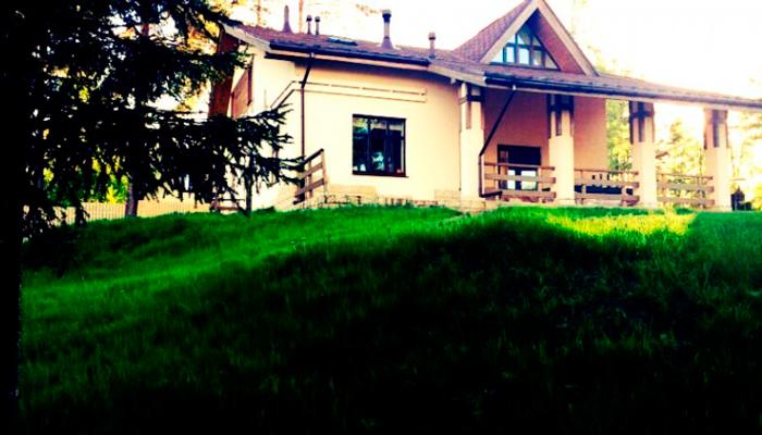 Здание реабилитационного центра «Единство» (Ульяновск)
