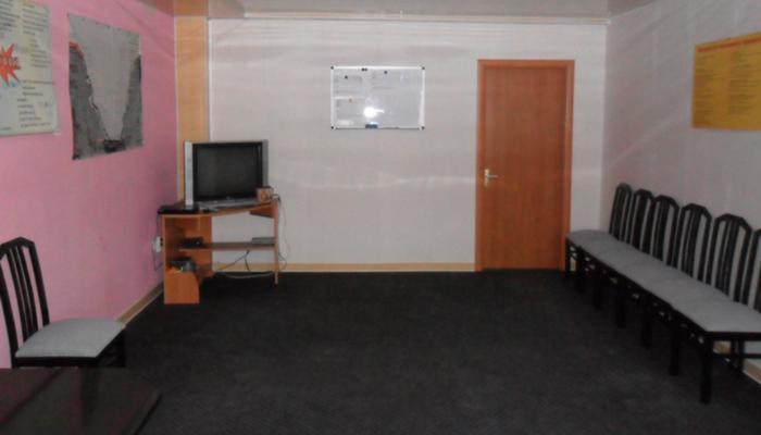 Зал для занятий в реабилитационном центре «Флагман» (Уфа)
