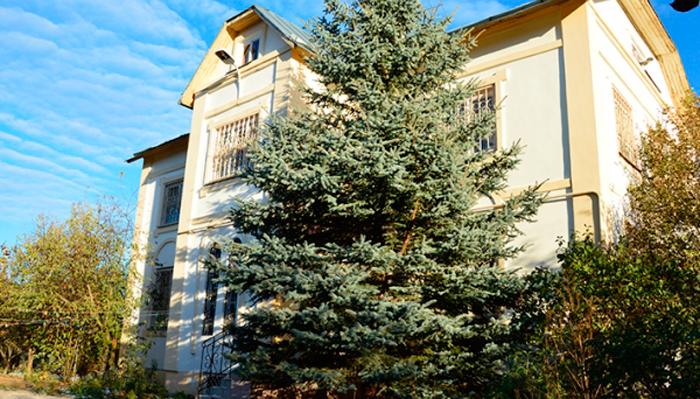Здание реабилитационного центра «Новая жизнь» (Ульяновск)