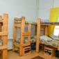 Спальня в реабилитационном центре «Становление» (Ханты-Мансийск)