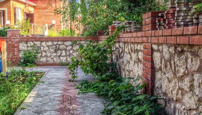 Территория реабилитационного центра «12 Шаг» (Ульяновск)