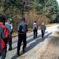 Спортивные занятия постояльцев в реабилитационном центре «Борей» (Бобровское)