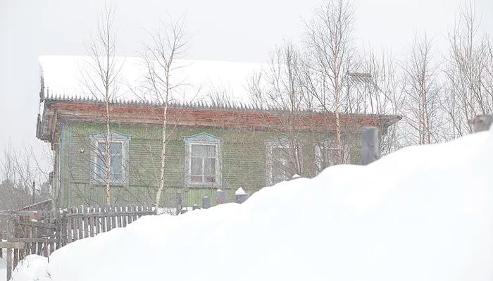 Здание реабилитационного центра «Борей» (Бобровское)