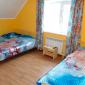 Спальня в реабилитационном центре «Программа осознание» (Уфа)